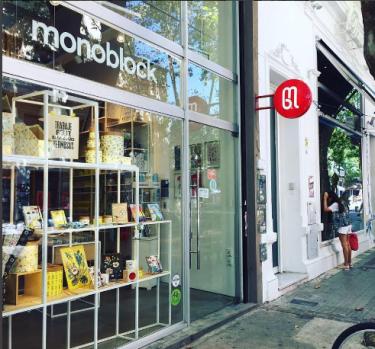 Fotos extraidas de la cuenta de Instagram @monoblock