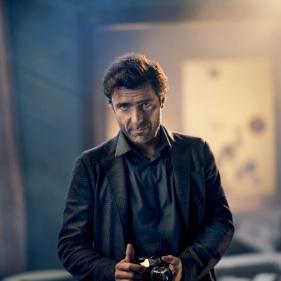Davide protagonizada por Adriano Giannini en La leyenda de la Mano Roja PH. Matteo Bottin