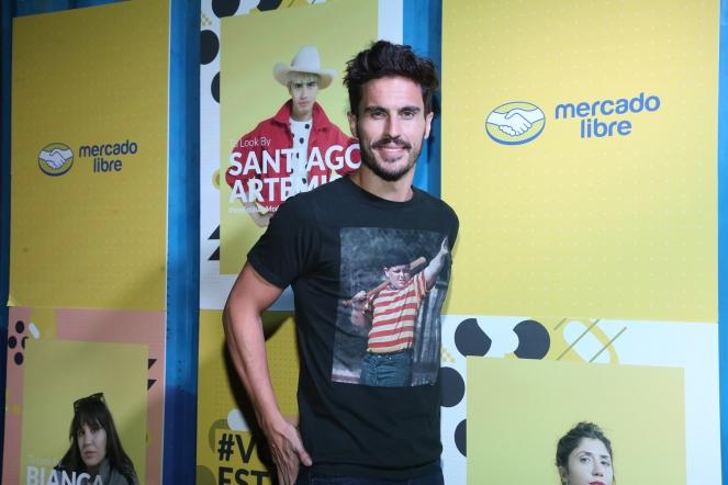 Juan Marconi en el evento de Mercado Libre Moda (2)