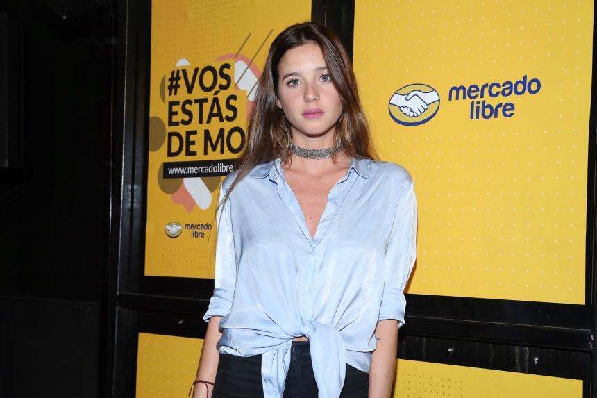 Lucia Celasco en el evento de Mercado Libre Moda (2)